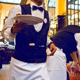 Ne plus passer pour une pantoufle au resto bravo tonton for Dejeuner entre collegues
